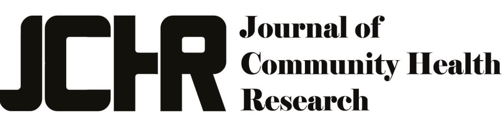 Journals of Community  Health Research
